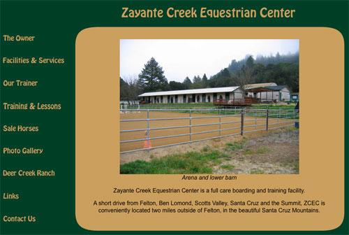 Zayante Creek